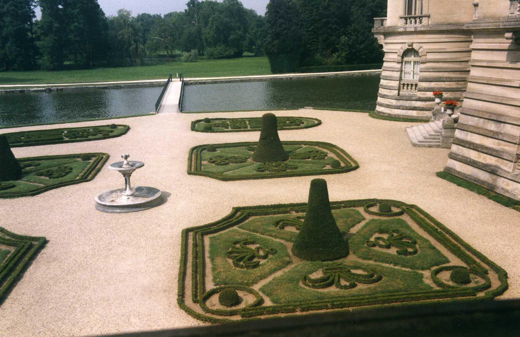 Chateau de chantilly - Le jardin d hiver chantilly ...
